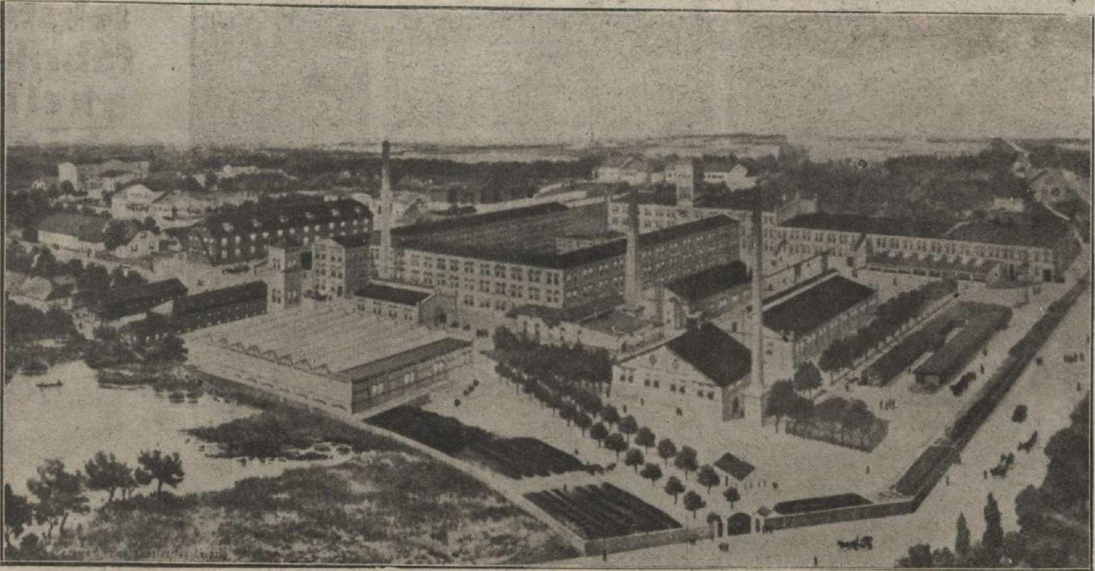 Fabrika Robinsona salā